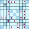 Судоку X (Sudoku X)