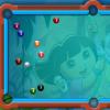 Бильярд с Дашей (Dora Disk Pool)
