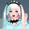 Одевалка: Пастельные тона (Pastel goth dress up game)