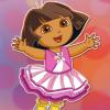 Одевалка: Наряд для Даши (Dora Dress Up)