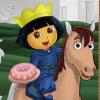 Раскраска: Царевна Дора и принц Диего (Dora and Diego)