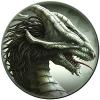 Поиск отличий: Драконы (Black Dragon. Spot the Difference)