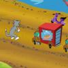 Помоги Тому перейти дорогу