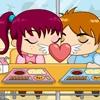 Поцелуй в кафе (Cafetaria Kiss)