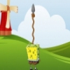 Губка Боб и шар (Spongebob Stone Arrow)