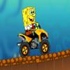 Губка Боб на квадрацикле (Spongebob ATV )