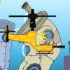 Губка Боб на вертолете (Spongebob Squarepants )