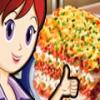 Лазанья: Кулинарный класс Сары (Lasagna: Sara's Cooking Class)