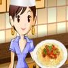 Кулинарный класс Сары: Спагетти болоньезе (Sara's Cooking Class: Spaghetti bolognese)