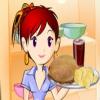 Кулинарный класс Сары: Куриные сендвичи (Sara's Cooking Class: Barbecue chicken sandwich)