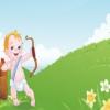 Стрелы Купидона (Little Angel Archery Contest)