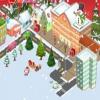 Рождественский городок (My new christmas town)