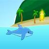 Трюки с дельфином (Star Splash GIRL)