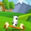 Корова на батуте (Niu Niu Bouncing)