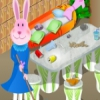 Уборка в доме Леди Банни (Lady Bunny Cleanup)