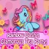 Мой маленький пони: Гламурная вечеринка (My little pony: Rainbow Dash's Glamorous Tea Party)