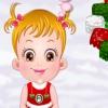 Пряничный домик (baby hazel -gingerbread house)