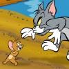 Том и Джерри: Перебежать через дорогу (cat crossing)