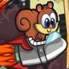 Летающая белка (Rocket Squirrel)