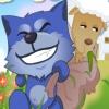 Волк на Ферме (Farm doggie)