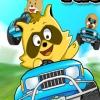 Гонки енотов (raccoon racing)