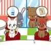 Коты гурманы (Artisto cats)