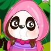 Любимая панда (I love panda)