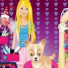 Барби и ее милая собачка (Barbie and Her Cute Dog)