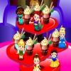Кексы для диснеевских принцесс (Disney princess cupcakes)