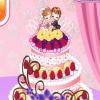 Конкурсный свадебный торт (Wedding cake contest)