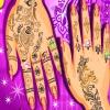 Свадебный дизайн ногтей (Wedding girl nail decoration)