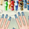 Восточный маникюр (eastern nail art)