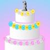 Декор свадебного торта (Decorate a Wedding Cake)