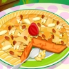 Пикантный яблочный пирог (Savory Apple Pie)