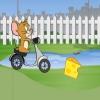 Том и Джерри: Гонки во дворе (Tom and Jerry: backyard ride)