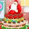 Замороженный рождественский торт (Frozen Xmas Cake)