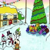 Пропавшие игрушки Санта Клауса (Missing Toys Santa Claus)