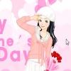 Наряд Валентины (Valentine Dress)