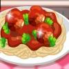 Спагетти с фрикадельками (Spaghetti with Meatballs)