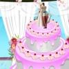 Идеальное украшение свадебного торта (Perfect Wedding Cake Decoration)