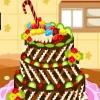 Свадебный торт (Stack a Wedding Cake)
