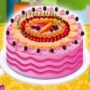 Фруктовый пирог (Cake full of fruits)