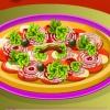 Декорируй свою пиццу (Decor your pizza)