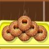 Пончики с яблочным соусом (Apple Sauce Doughnut)