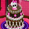 Монстер Хай: Особый пирог (Monster High special cake)