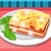 Вкусная овощная лазанья (Delicious vegetable lasagne)