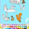 Книжка - раскраска (Coloring book)