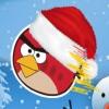 Новогодние злые птички (Angry Birds Xmas)