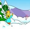 Снежки с Симпсонами (Springfield show fight)