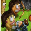 Война смайликов - битва на кухне (Smileys Wars - battle in the kitchen)